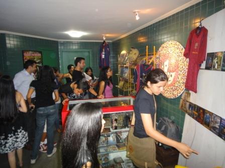 Público no Tributo ao Iron Maiden no SESC - Porto Velho