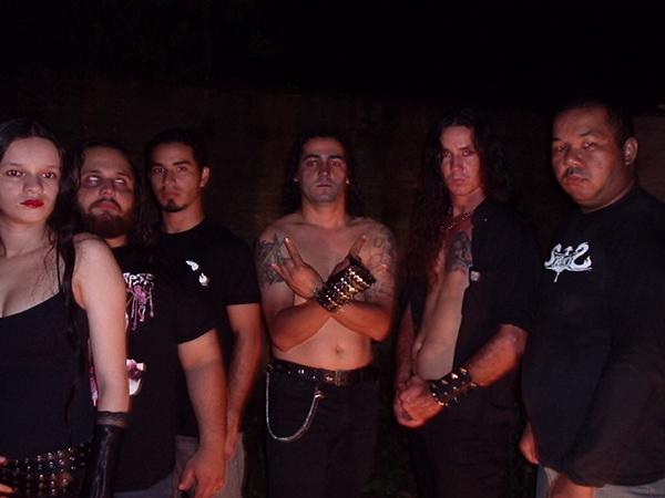 SORTILÉGIO. Uma das bandas mais conhecidas e populares da cena Heavy Metal de Rondônia. (Foto: metal-archives.com)